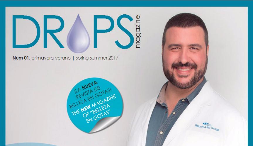Drops Magazine Primavera Verano